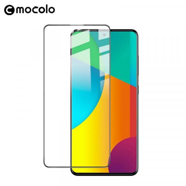 Защитное стекло Mocolo (Full Glue) для телефона Samsung A51