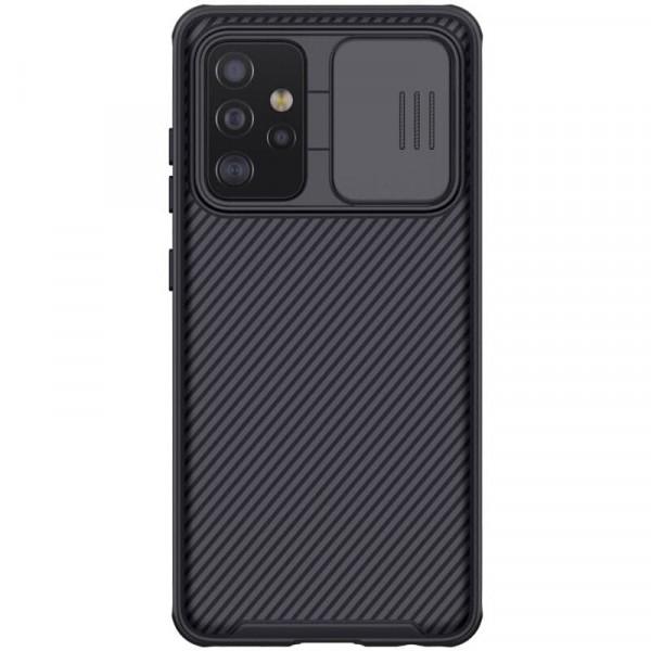 Чехол Nillkin CamShield для Samsung A52 Чёрный