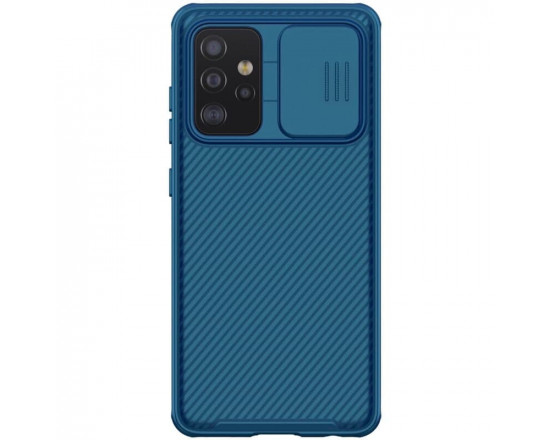 Чехол Nillkin CamShield для Samsung A32 Синий