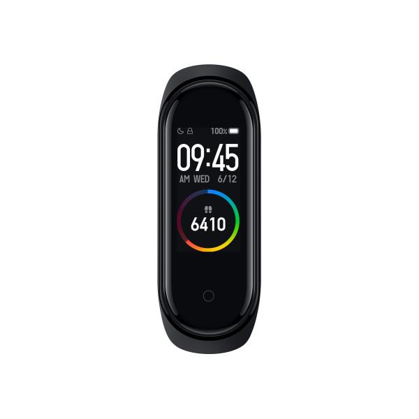 Фитнес-браслет Xiaomi Mi Band 4 (чёрный)