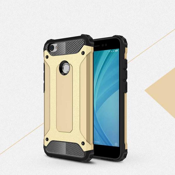Гибридный бампер для Xiaomi Redmi Note 5a/Prime