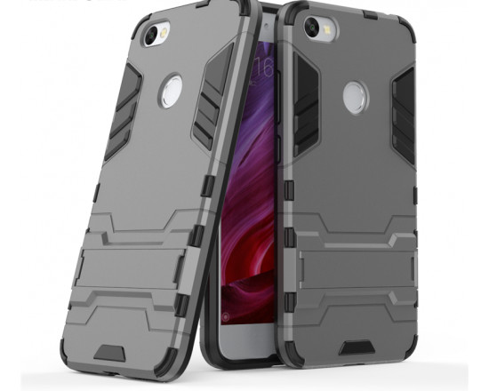 IronMan ультратонкий защитный бампер для Xiaomi Redmi Note 5a/Prime
