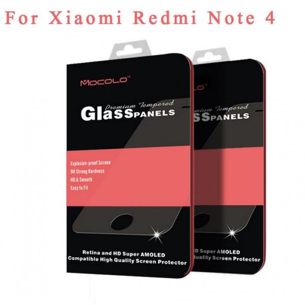 Защитное стекло Mocolo для телефона Xiaomi RedMi Note 4/Pro