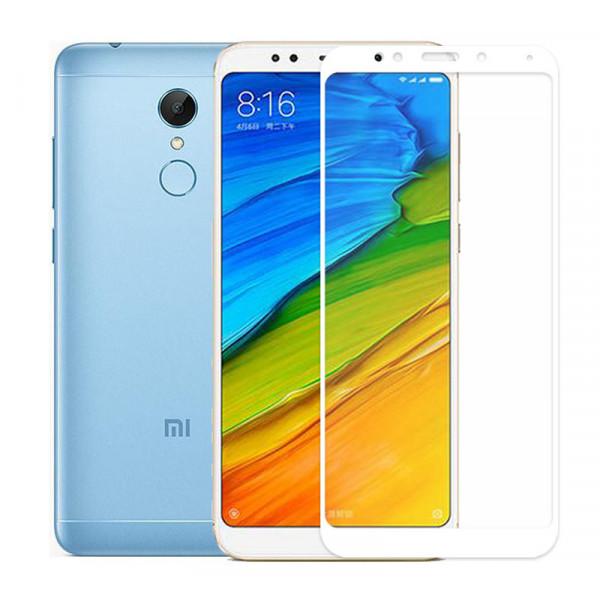 Защитное стекло с полным покрытием для телефона Xiaomi RedMi 5 Plus