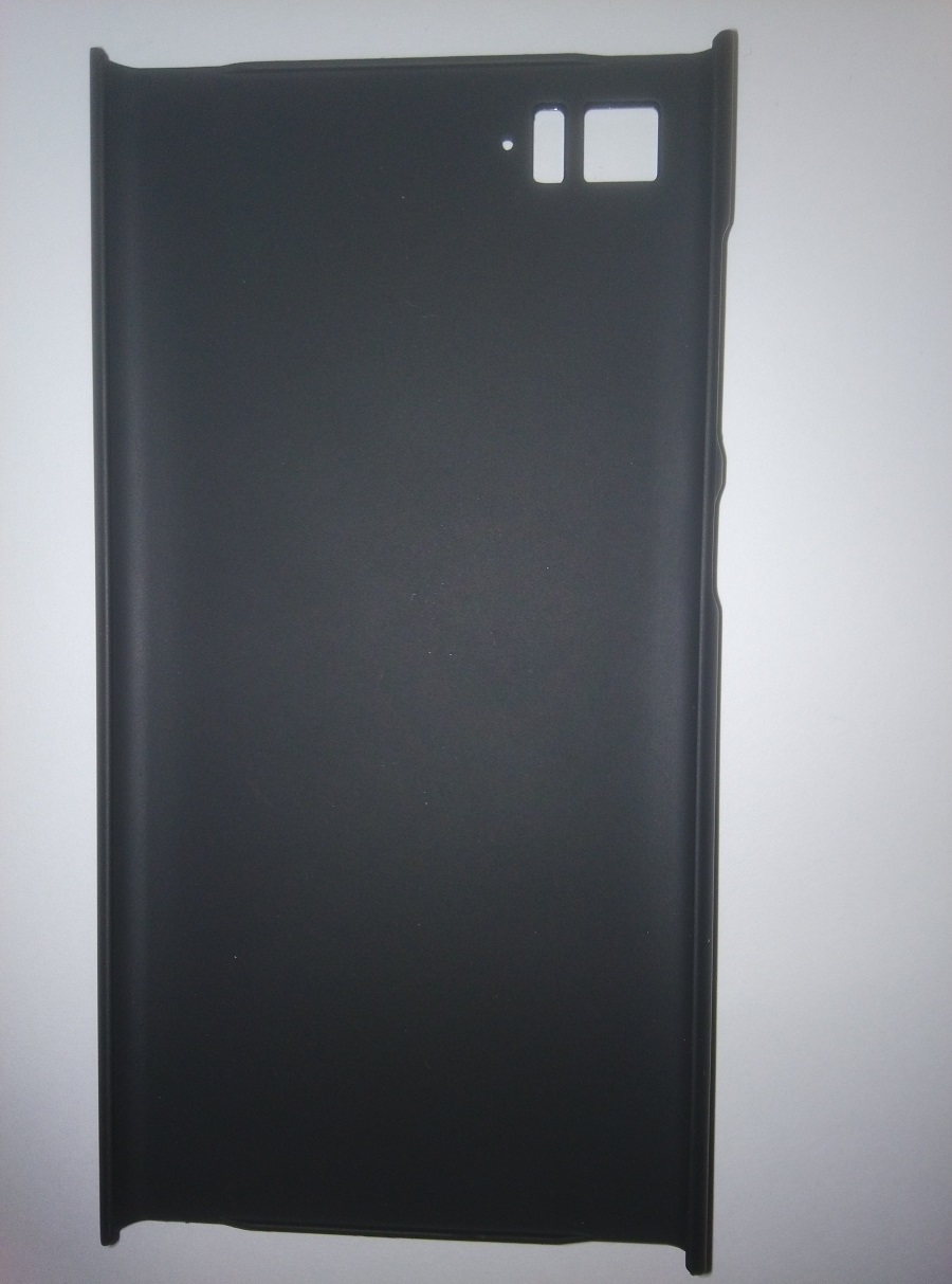 Купить металлический бампер для Xiaomi Mi3 (чёрный) в Украине