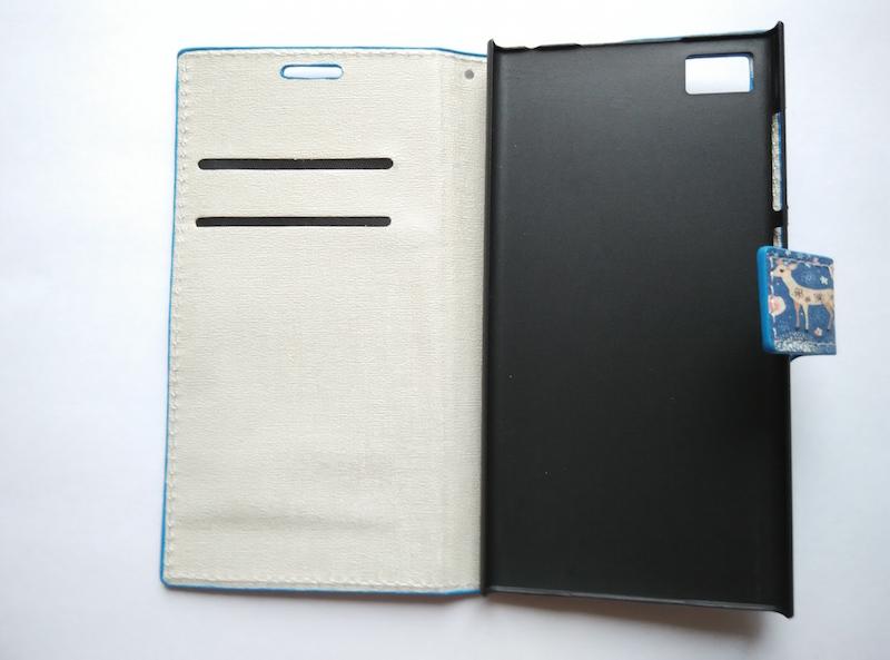 Купить чехол-книжку с рисунком для Xiaomi Mi3 (2х видов) в Украине