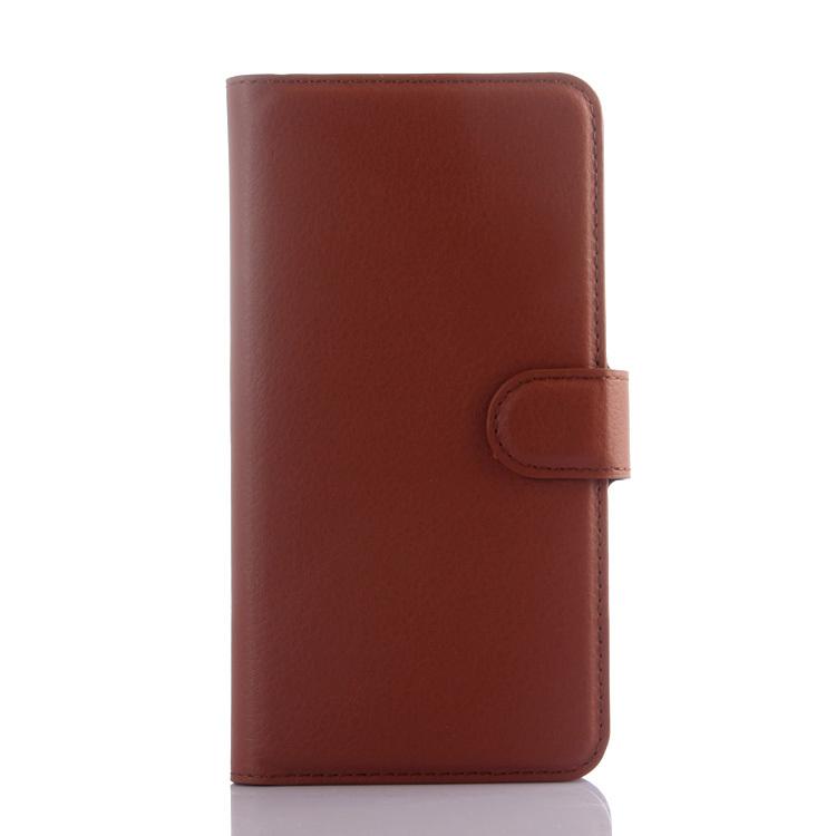 Кожаный чехол-книжка для Meizu M2 Note