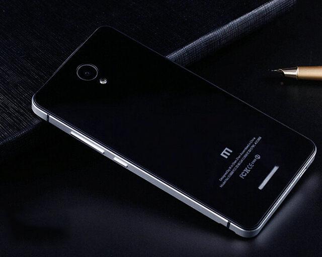 Задняя крышка из закалённого стекла для Xiaomi RedMi Note 2