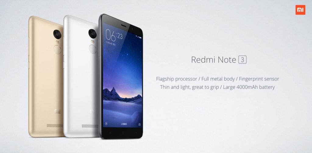 Xiaomi RedMi Note 3 32 GB купить в Украине