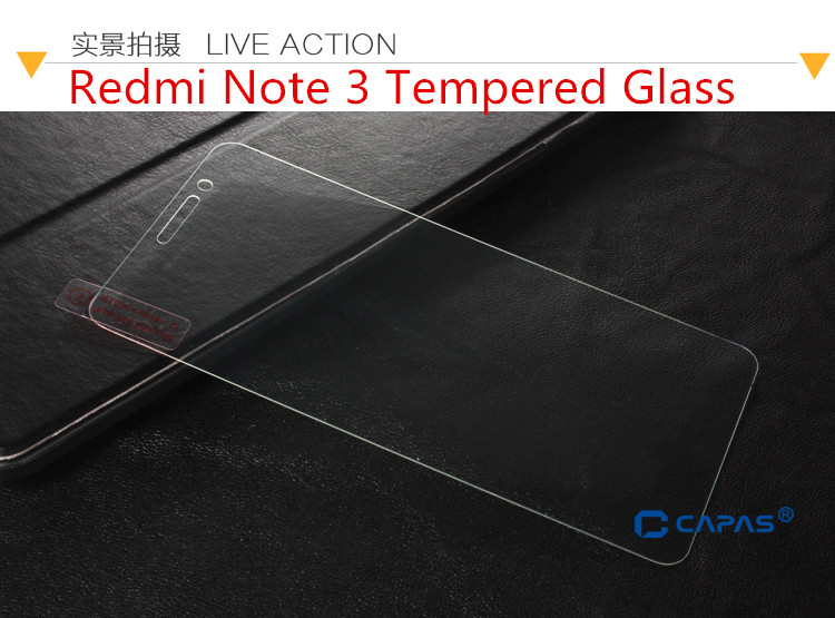 Защитное стекло для телефона Xiaomi RedMi Note 3