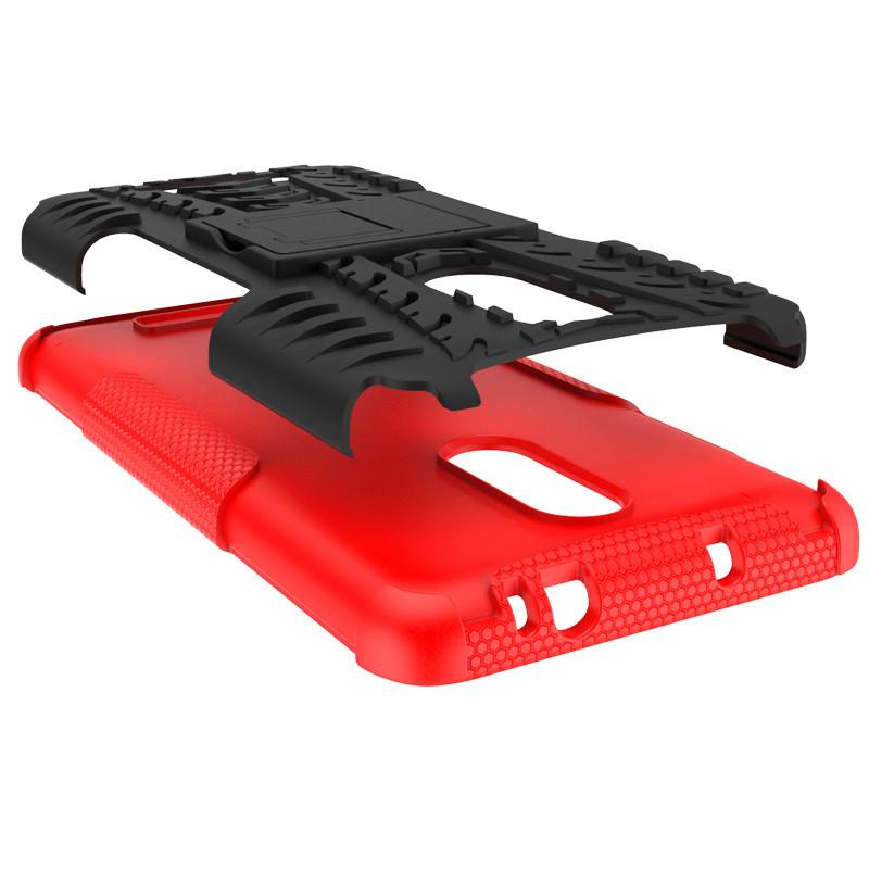 Бронированный пластиковый бампер для Xiaomi Redmi Note 3
