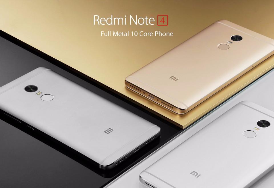 Xiaomi RedMi Note 4 16 GB купить в Украине