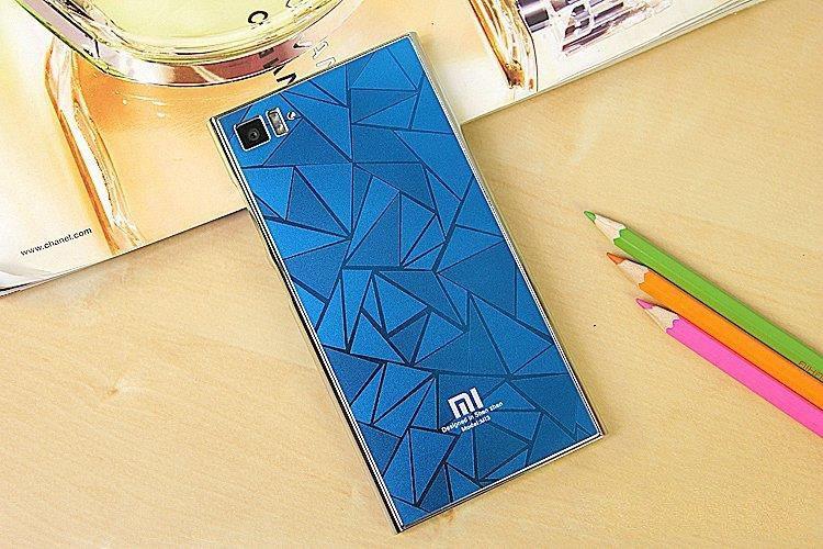 Купить металлический бампер для Xiaomi Mi3 (3х цветов)