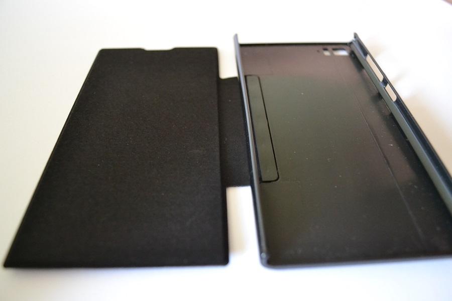 Купить защитный чехол книжка для Xiaomi Mi3 (чёрный) в Украине