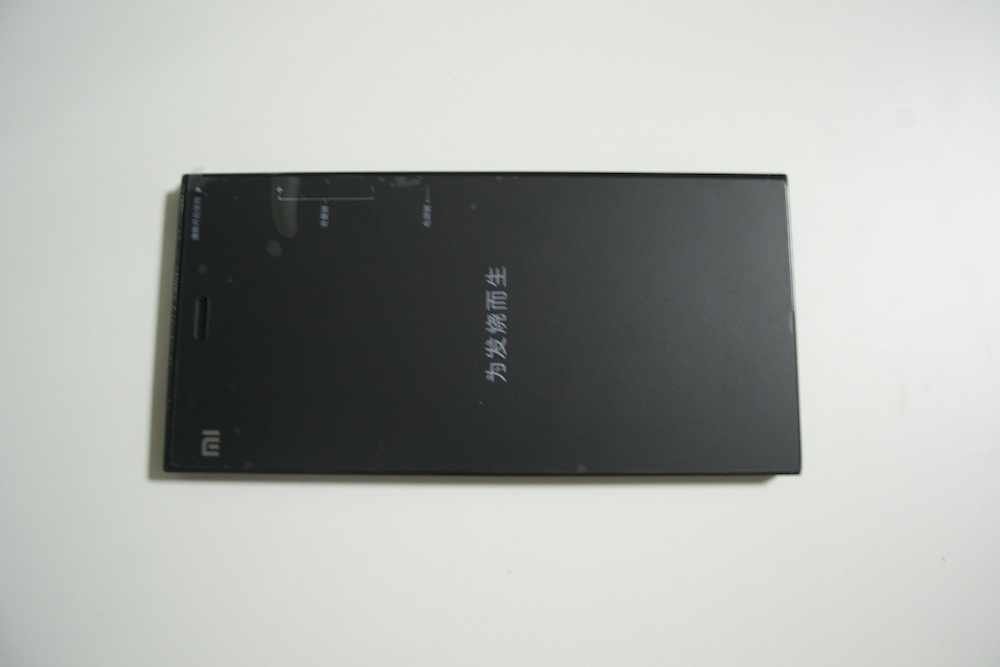 Xiaomi Mi3 экран(защитное стекло) + тачскрин замена в Украине