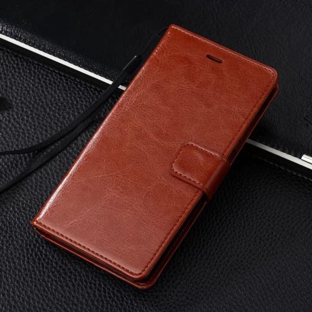 Купить кожаный флип чехол для Xiaomi Mi4 (2х цветов) в Украине