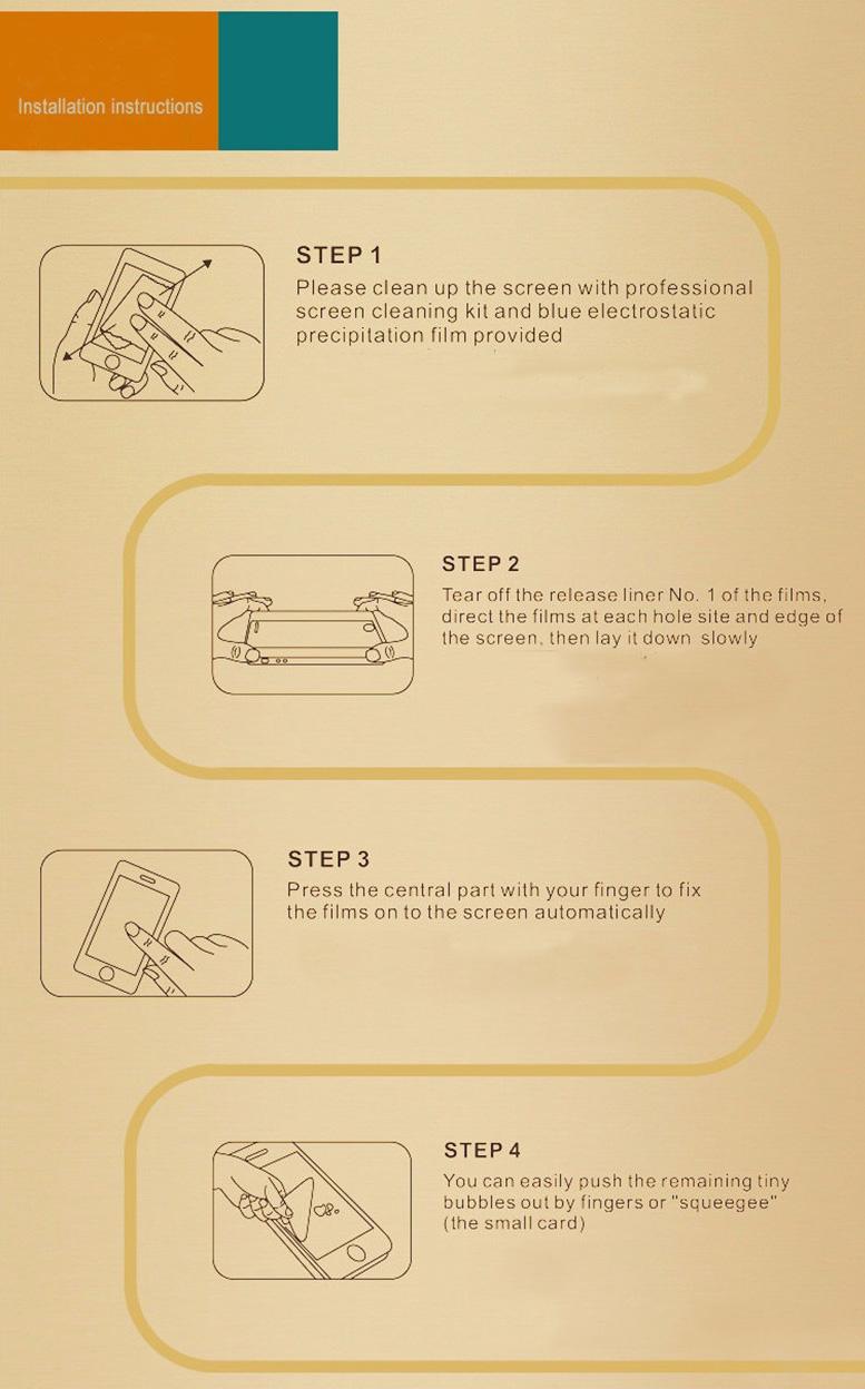 Как наклеить стекло защитное на Meizu M2 Mini