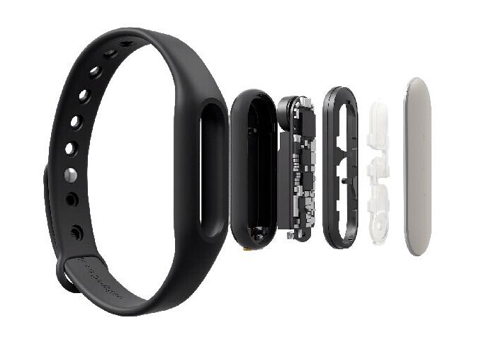 Xiaomi  Mi Band 1S – новое поколение браслета