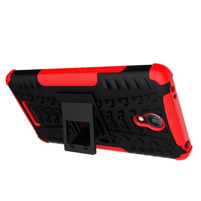 Бронированный противоударный пластиковый бампер для Xiaomi Redmi Note 2
