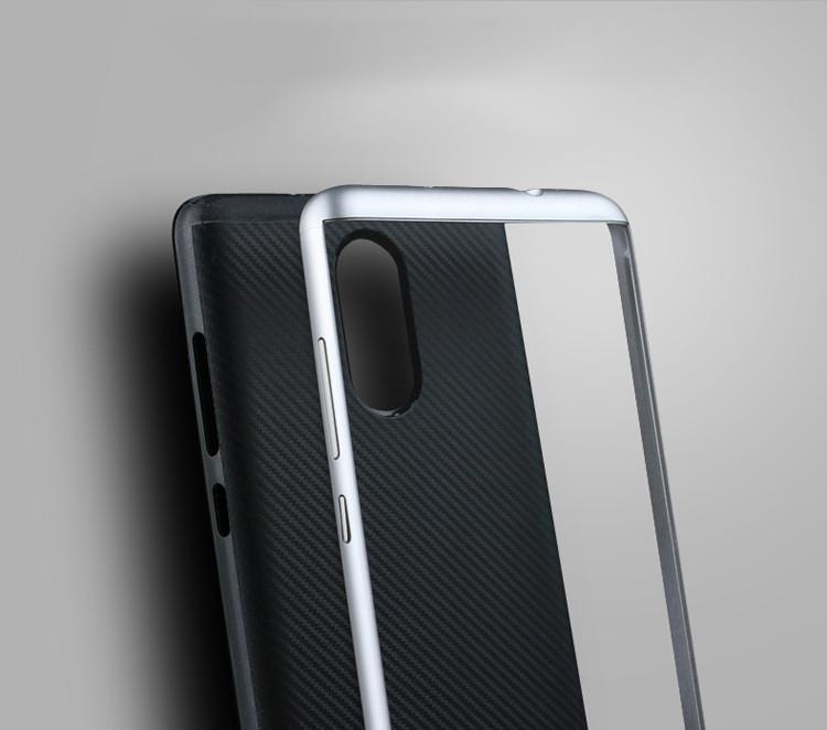 Чехол-накладка Xiaomi 3X Gecko силиконовый Gold SR-G-XIAM3X-GOLD