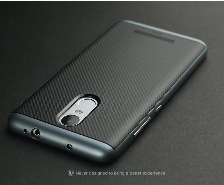 Чехол-бампер Ipaky для Xiaomi RedMi Note 3