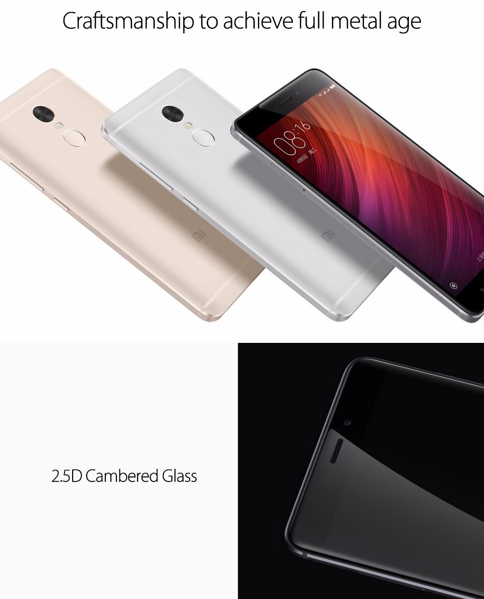Xiaomi RedMi Note 4 16 GB фото с камеры